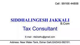 GST, INCOME TAX FILING