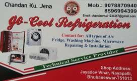 Ac repairing .Fridge.micro oven .gyser.Washing mechine repair@350