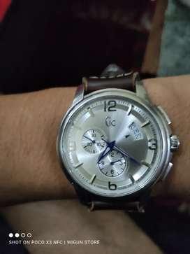 Dijual jam tangan Gc X8300GS03 Original second