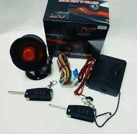 Pasang sensor kamera tape mobil alarm remot