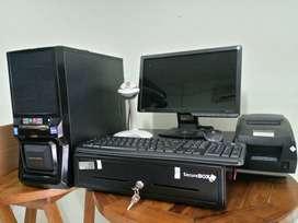 Komputer kasir simple-cocok untuk restaurant-terlaris-TOTAL POS