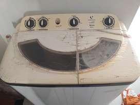 Videocon eco wash storm 6 kg washing machine with stand