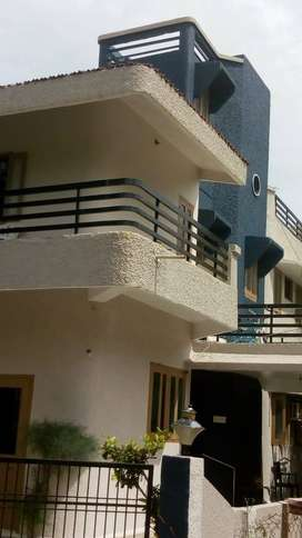 Available a 1-BHK Semi - Furnished House On Rent