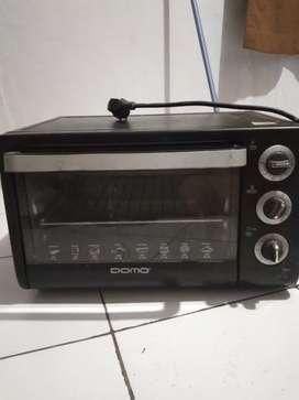 Jual microwave merk domo