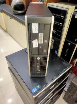 HP CORE I5 PROCESSOR DESKTOP COMPUTER 8GB 500 GB WIN 10