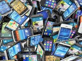 All Brands Mobile Phones Sealed Pack