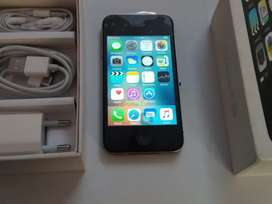 I phone 4s 16gb with Bill and accessories