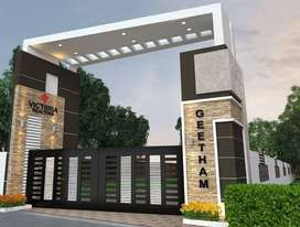 2BHK NEW VILLA FOR SALE IN OTTAPALAM TOWN IN 4 CENT