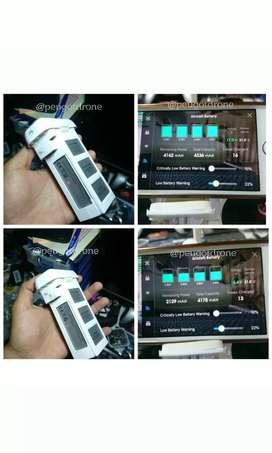 Baterai battery Drone DJI Phantom 3 batre