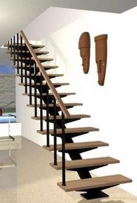 tangga rebah 'kb'