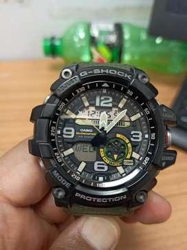 G shock GG 1000 mudmaster watch