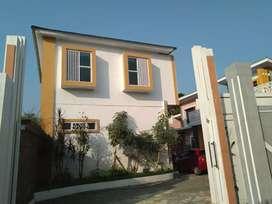 Rumah Baru 2 lantai minimalis view kota n pegunungan(Kedamaian) B.lpg