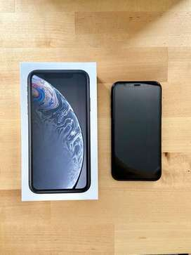 good condition of xr in black with full box