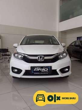 [Mobil Baru] PROMO BAYAR DP GRATIS ANGSURAN HONDA BRIO