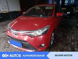 [OLX Autos] Toyota Vios 1.5 G Bensin MT 2013 Merah #Moarr Motor