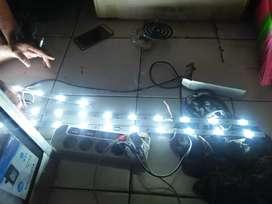Lampu led cocok untuk huruf Timbul