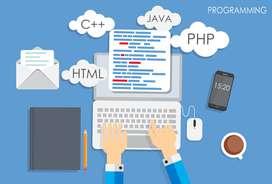 PHP website developer required