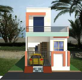 2BHK Independent House Rs.20 Lacs