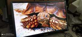 New Sony led tv with warrenty