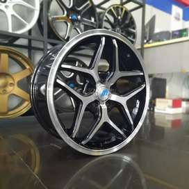 Velg amw mach ring18x8.0 h5x114.3 et42 odyssey camry civic turbo