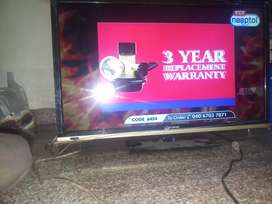 32 inches Micromax led TV for sale