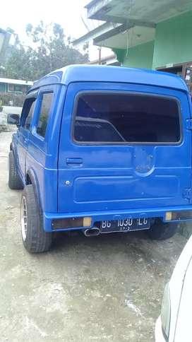 Dijual katana tahun 88 warna biru.pajak mati 2 tahun.plat bg