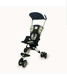 stroller cocolatte isport limited edition