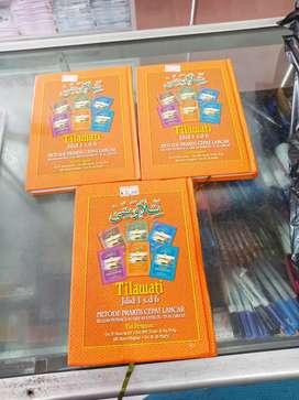Tilawati hardcover jilid 1-6