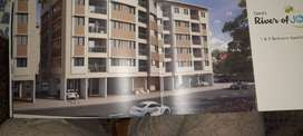 Under Construction 1BHK for Sale in Gera River Of Joy