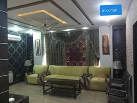 Two bedroom apartment bahria heights fully furnished for rent