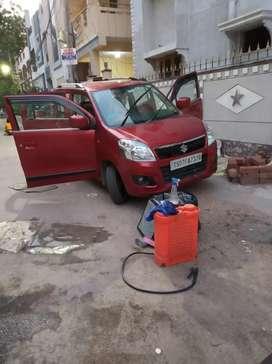 Door step Car wash business