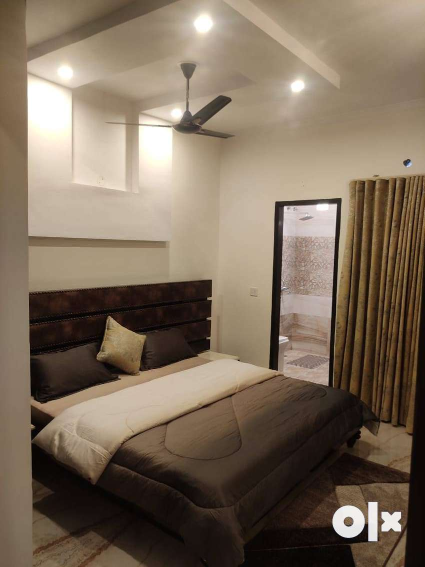 2BHK FULLY FURNISHED FLAT ON KHARAR CHANDIGARH HIGHWAY,MOHALI 0