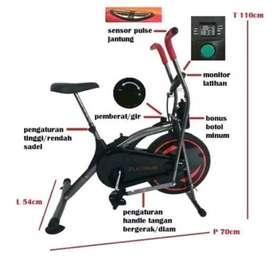 Alat olahraga baru ready stok platinum bike 3