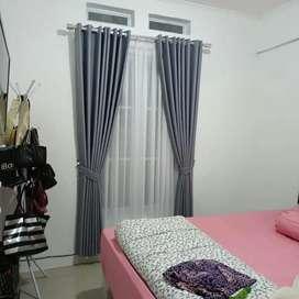 Tirai Hordeng Gorden Curtain Korden Blinds Gordyn Wallpaper 5.252bh7