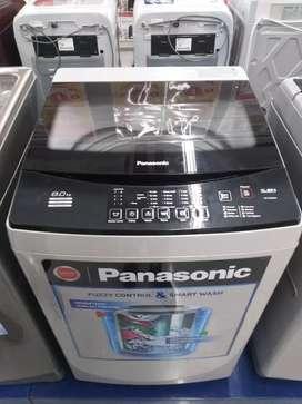Panasonic Mesin cuci 1 tabung, Kredit cepat, BUNGA 0% , TANPA DP