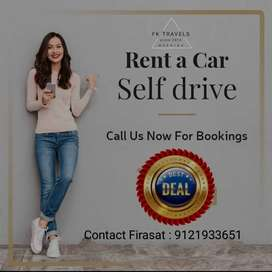 Cars on self drive in Hyderabad on affordable prices