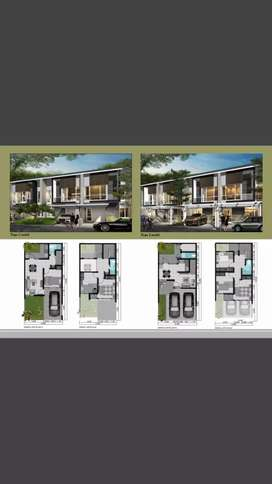 Rumah Modern di Bekasi
