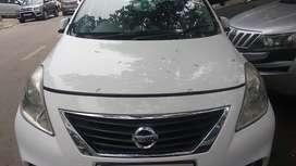 Nissan Sunny 2012 Diesel