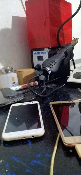 Terima jasa service handphone buka akun terkunci , murah !!
