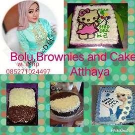Dapur Brownies Bolu dn Cake