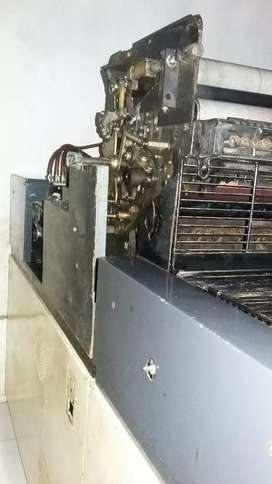 Mesin cetak kertas Multilith