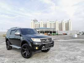 Ford Everest 2011 TDCi Hitam Automatic