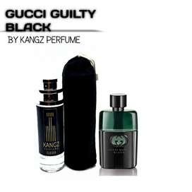 Parfum Gucci Guilty Black / Parfum awet dan tahan lama