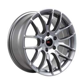 HSR OSTER RING 17X75-9 H8X100-114.3 ET42-35GREY