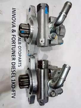 Pompa Power Steering Toyota Fortuner & Kijang Innova Diesel