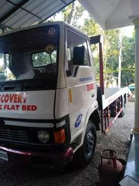 Fully Hydraulic Flat Bed