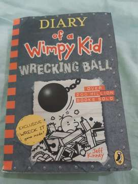 Diary Of A Wimpy Kid : The Wrecking Ball