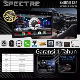 UPGRADE AUDIO HEAD UNIT 2DIN BEST ANDROID TV SPEC9.1 GPS SUZUKI IGNIS