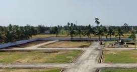 DTCP Approved plots for sale near Vellode Bird Sanctuary