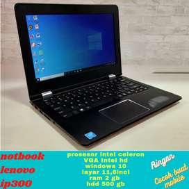 Notbook lenovo ip300